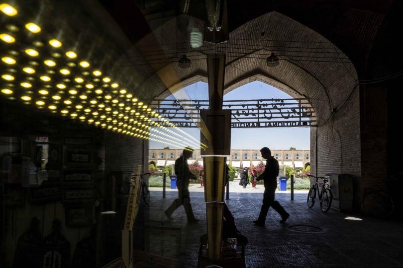 11.45 - NAQSH-E JAHAN SQUARE - FETHİ BAYTAN