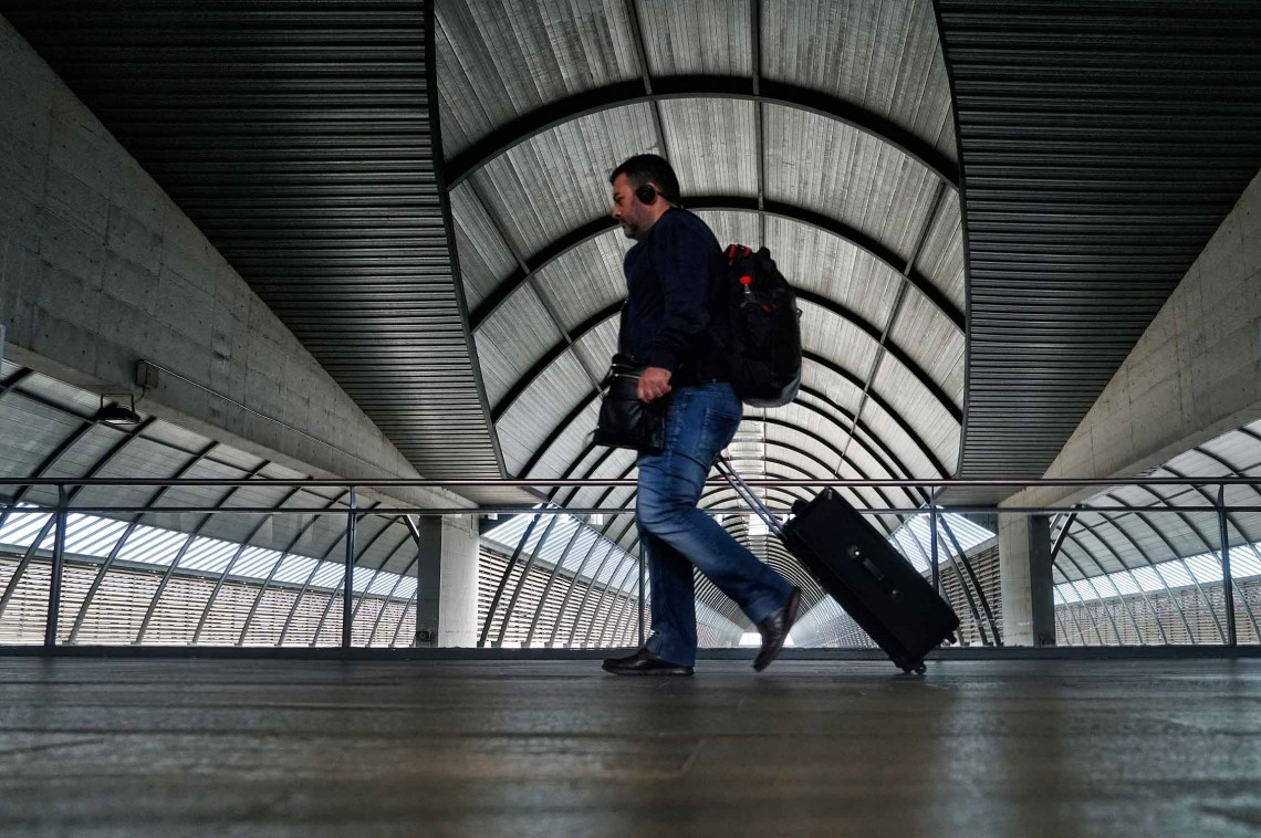 12.03-SANTA JUSTA TRAIN STATION - Zeynep Banu Ergin