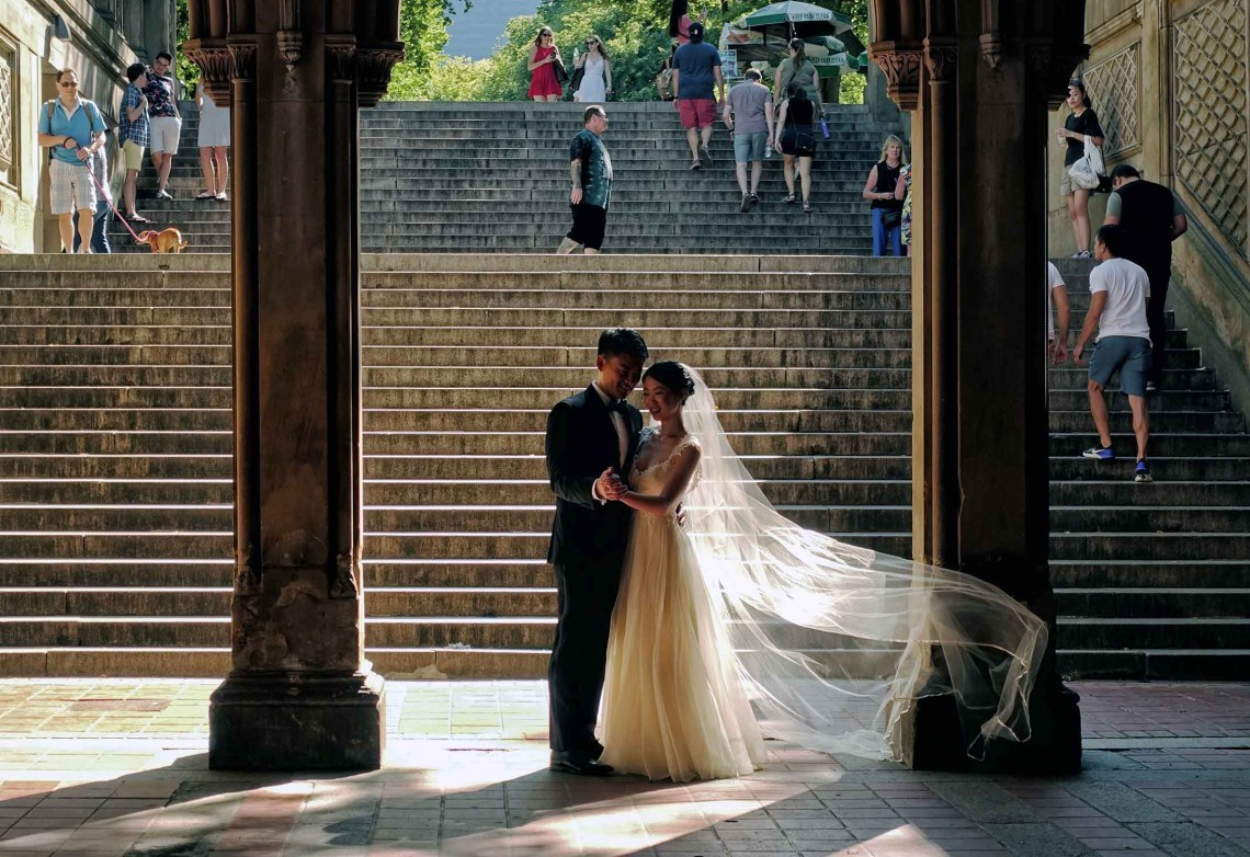 15.00 - Zeynep Banu Ergin - BETHESDA TERRACE, CENTRAL PARK