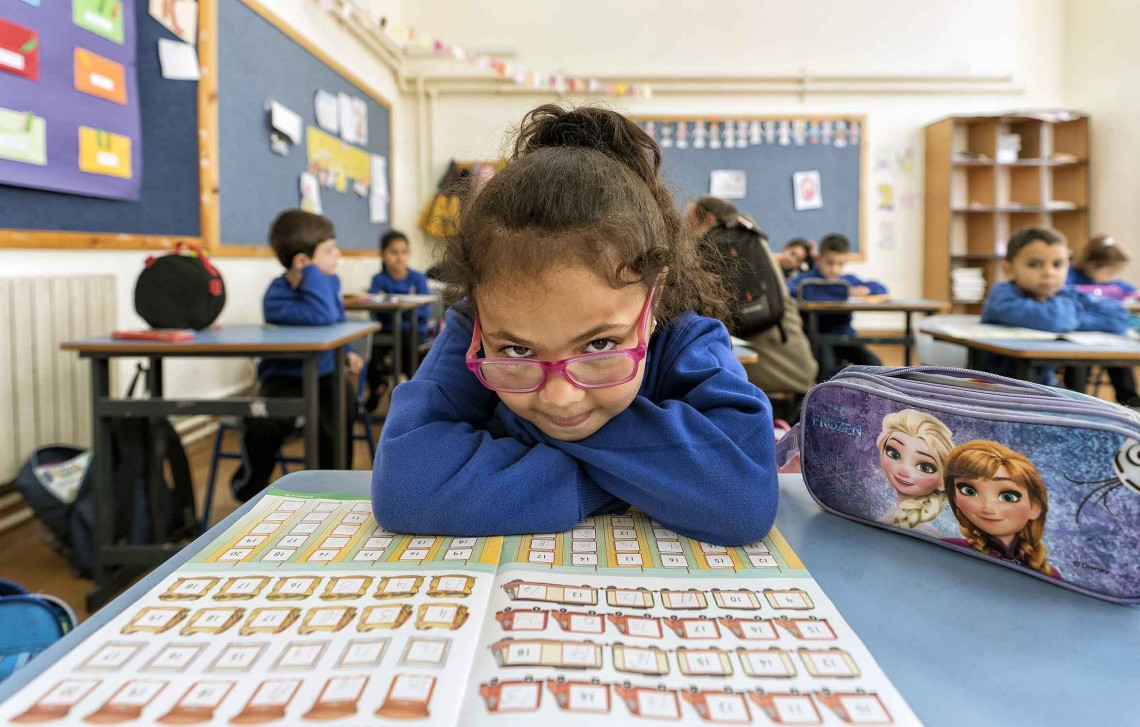 09.26 - Atilla Ercel - ARMENIAN PATRIARCHATE PRIMARY SCHOOL