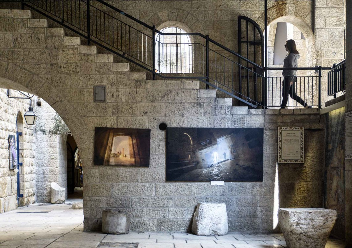 10.57 - Emine Eğilli Ölmez - THE CARDO, JEWISH QUARTER