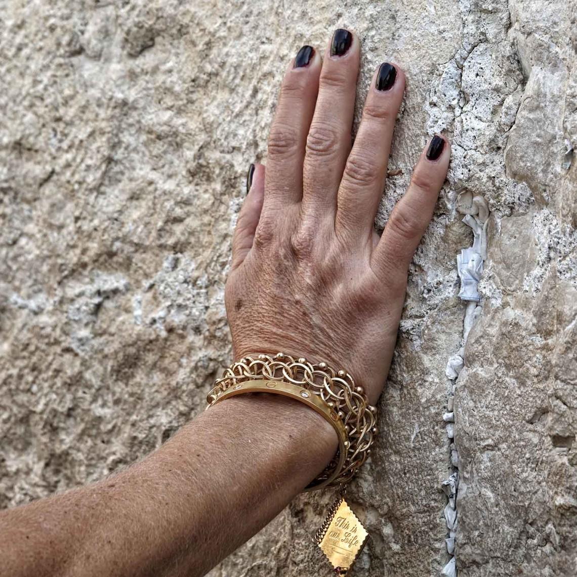 11.03 - Fatoş Çopuroğlu - THE WESTERN WALL